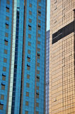 High rise office buildings Royalty Free Stock Image