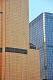 High rise office buildings stock photos