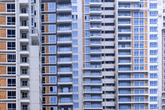 High-rise residence Royalty Free Stock Image