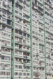 High rise residential building Stock Images