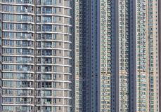High rise residential building royalty free stock photos