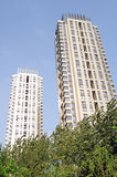 High rise residential building Stock Photos