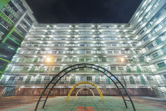 High rise residential building Royalty Free Stock Image
