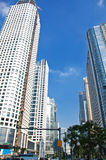 High rise residential buildings. Stock Photo