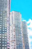 High-rise residential buildings in Moscow Stock Photography