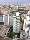 High-rise residential buildings, Singapore Stock Image