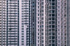 High-Rise Towers Royalty Free Stock Images