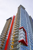 High rise in Vancouver Royalty Free Stock Image