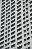 High-rise windows Stock Photo