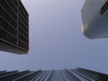 High-rises Stock Image