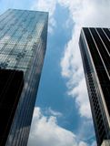 High rises Royalty Free Stock Images