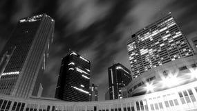 High-Rises in West Shinjuku, Tokyo, Japan. Stock Image