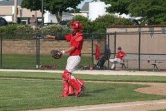High School Baseball Stock Photography