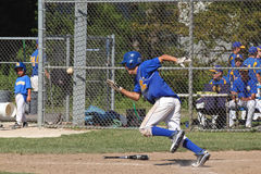 High School Baseball Royalty Free Stock Photography