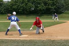 High School Baseball Stock Image