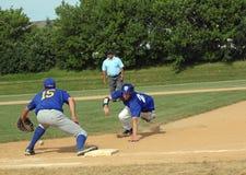 High School Baseball Royalty Free Stock Photos