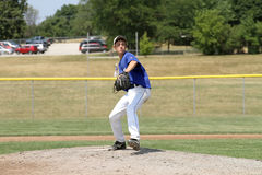 High School Baseball Royalty Free Stock Image