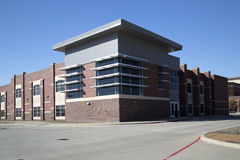 High school building Royalty Free Stock Photography