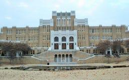 High School centrale di Little Rock Fotografia Stock