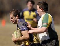 High School Club Rugby Stock Photo