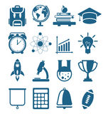 High School and College Education Royalty Free Stock Image