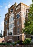 High School de Ottumwa imagem de stock