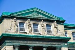 High School di Montreal Fotografia Stock Libera da Diritti