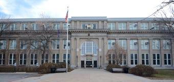 High School di Senn Immagini Stock Libere da Diritti