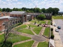 High School do leste - Memphis, Tennessee fotos de stock