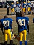 High School Football Stock Photo