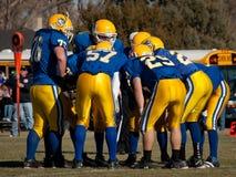 High School Football Royalty Free Stock Photos