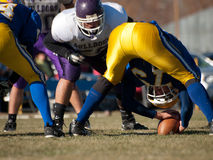 High School Football Royalty Free Stock Photo