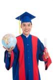 High school graduate Royalty Free Stock Photo