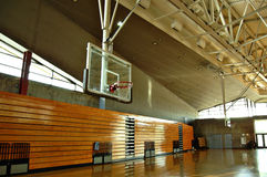 Free High School Gym Stock Photo - 2768650