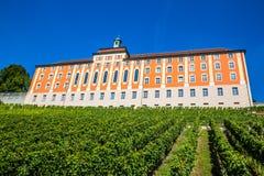 High School in Meersburg-Lake Constance,Germany Royalty Free Stock Photo