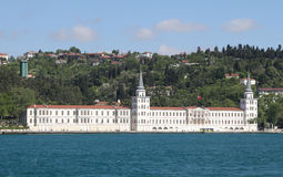 High School militare di Kuleli a Costantinopoli Fotografie Stock