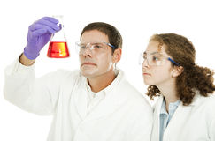 High School Science Stock Photo