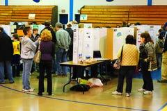 High School Science Fair Stock Photos