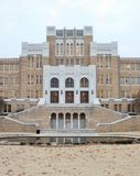 High School secundaria central de Little Rock foto de archivo