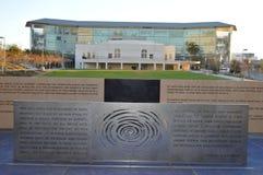High School secundaria de Los Ángeles de los artes Imagenes de archivo