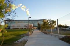 High School secundaria de Los Ángeles de los artes Foto de archivo