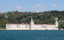 High School secundaria militar de Kuleli en Estambul Fotos de archivo