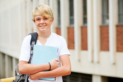 High school student Stock Images