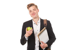 High school student Royalty Free Stock Images