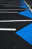 High School Track Stock Image