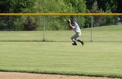 High School Varsity Baseball Royalty Free Stock Photography
