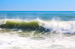 High sea wave Royalty Free Stock Images