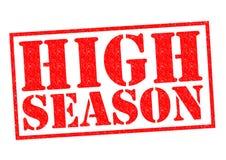 HIGH SEASON stock illustration