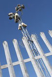 high security στοκ φωτογραφία με δικαίωμα ελεύθερης χρήσης