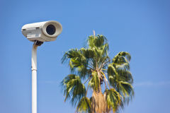 High Security Camera Royalty Free Stock Photo